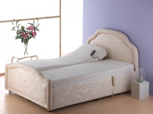 Double Adjustable Beds from Suite Deal