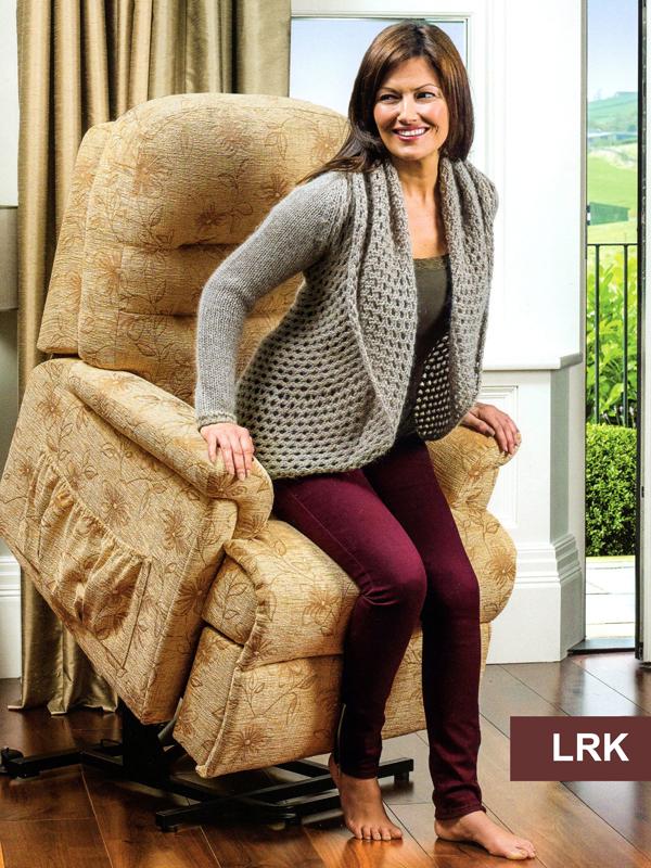 Lift & rise recliner Keswick