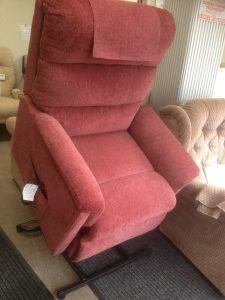 Riser recliner