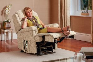 Sherbourne Lift & rise recliner. LRA